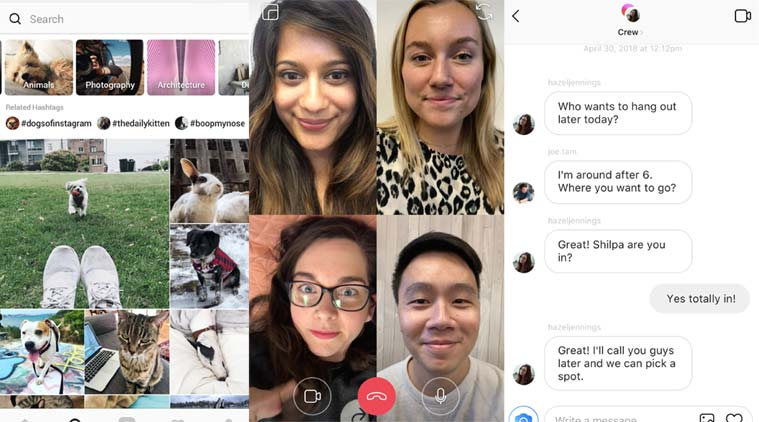 facebook f8 instagram nový explorer feed