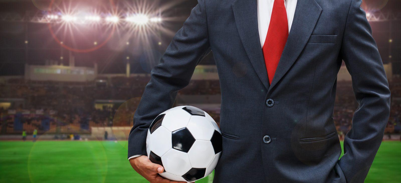 som riaditeľ marketingu FC Barcelona