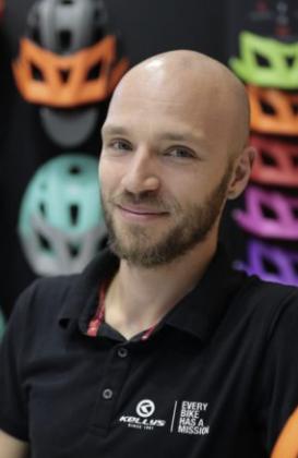 Milosz Dziubiecki Kellys výrobca bicyklov